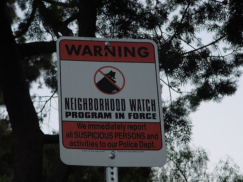 Staying Safe With Neighborhood Watch Schemes